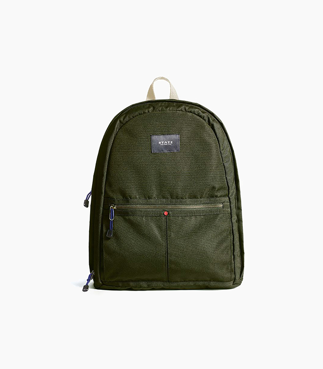STATE Bags Bedford Williamsburg Backpack - Olive