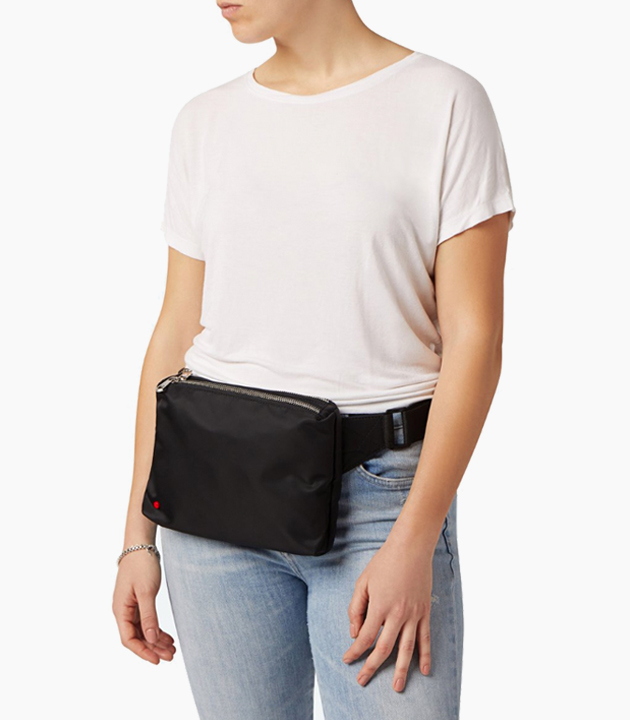 STATE Bags Webster Fanny Pack Nylon - Black