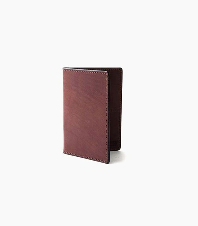 Tanner Goods Travel Wallet  - Cognac