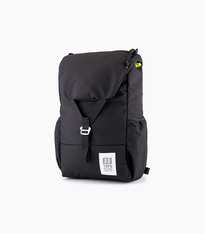 Topo Design Y-Pack - Black