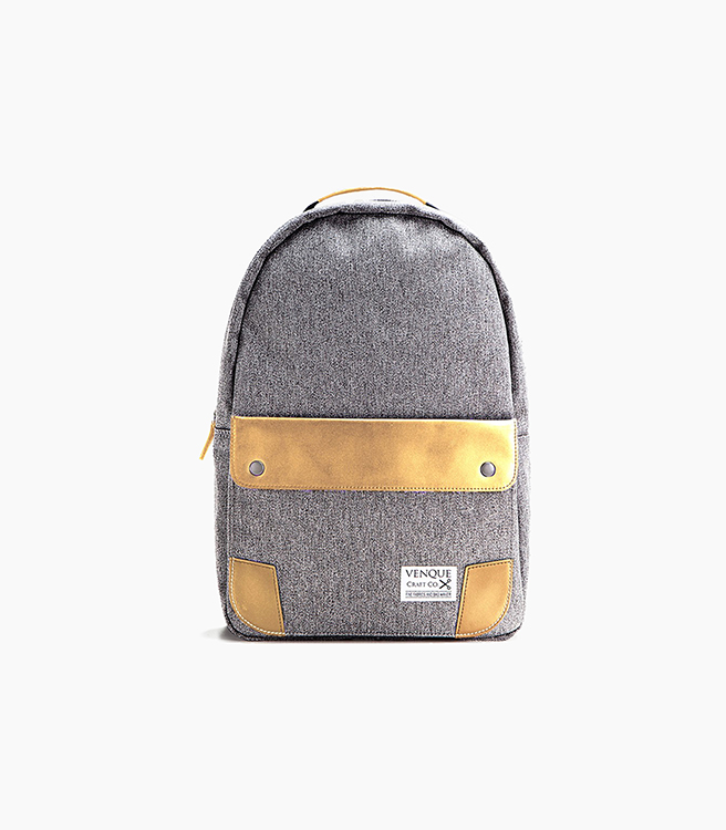 Venque Classic Backpack - Grey