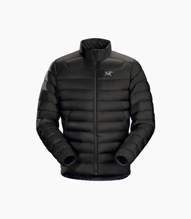 Arc'teryx Men's Cerium LT Jacket - Black