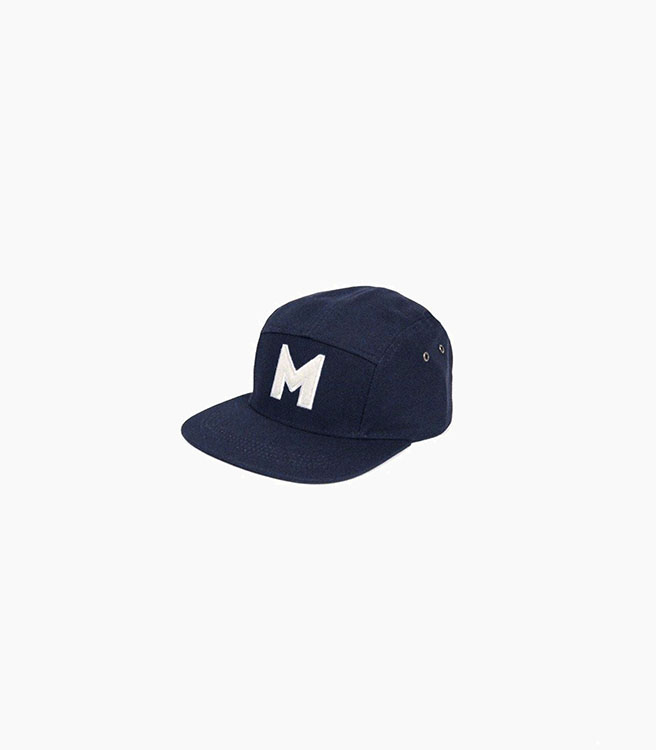 MyClo 5-Panel Campers - Navy
