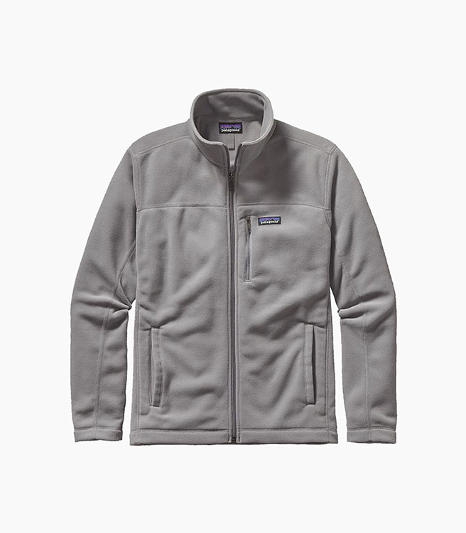 Patagonia Men's Micro D® Jacket - Feather Grey