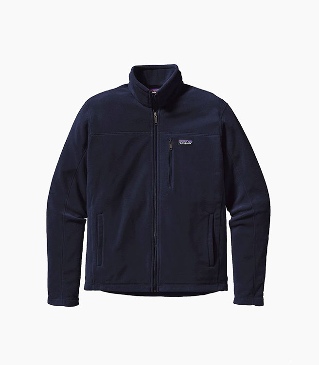 Patagonia Men's Micro D® Jacket - Navy