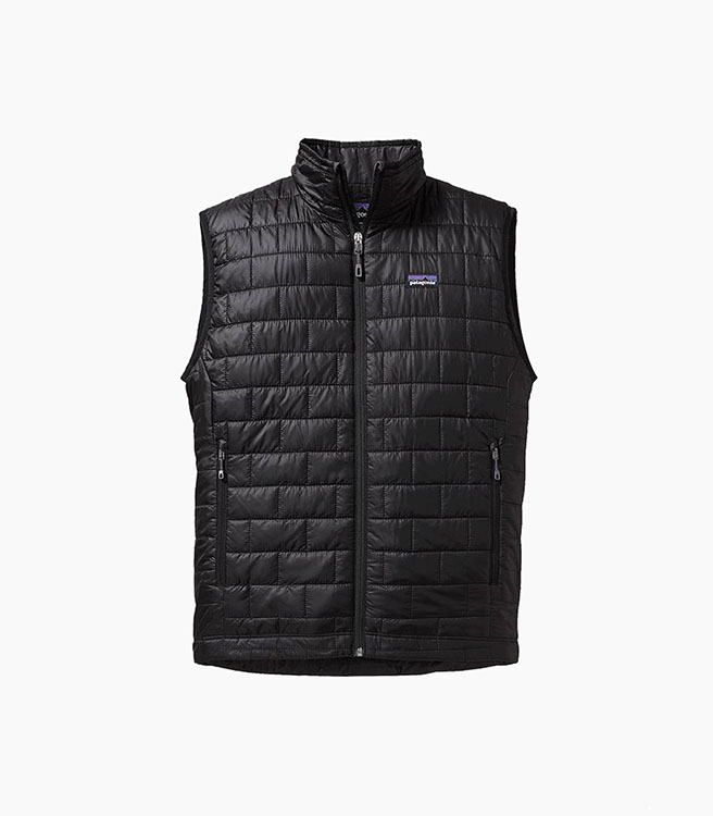 Patagonia Men's Nano Puff® Vest - Black