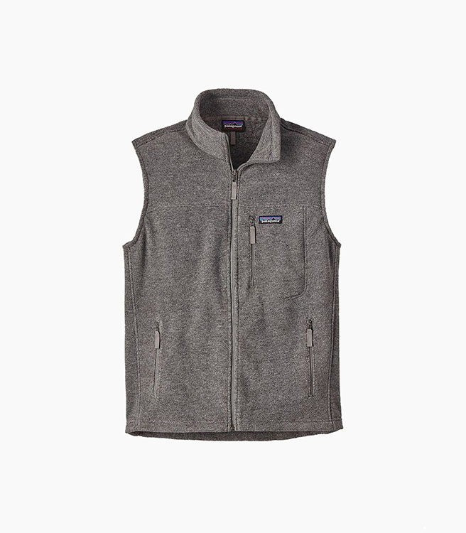 Patagonia Men's Synchilla Vest - Nickel