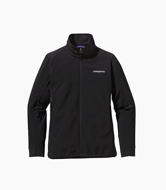 Patagonia Women's Adze Hybrid Jacket - Black