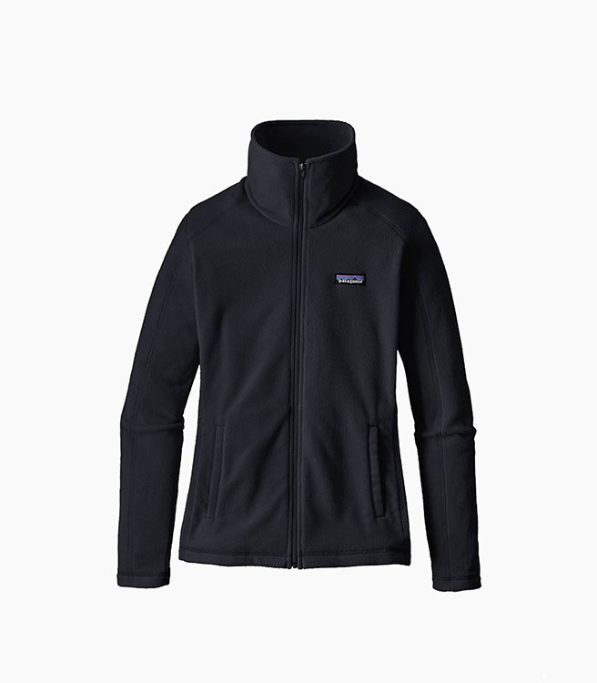 Patagonia Women's Micro D® Jacket  - Black