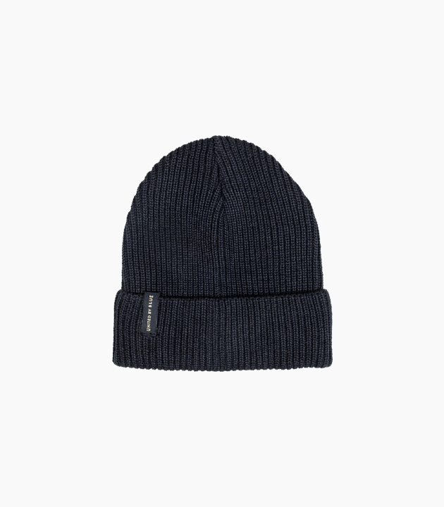 United by Blue Mariner Beanie - Navy