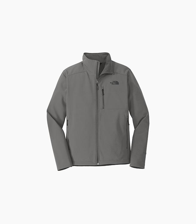 The North Face Apex Barrier Soft Shell Jacket - Asphalt Grey