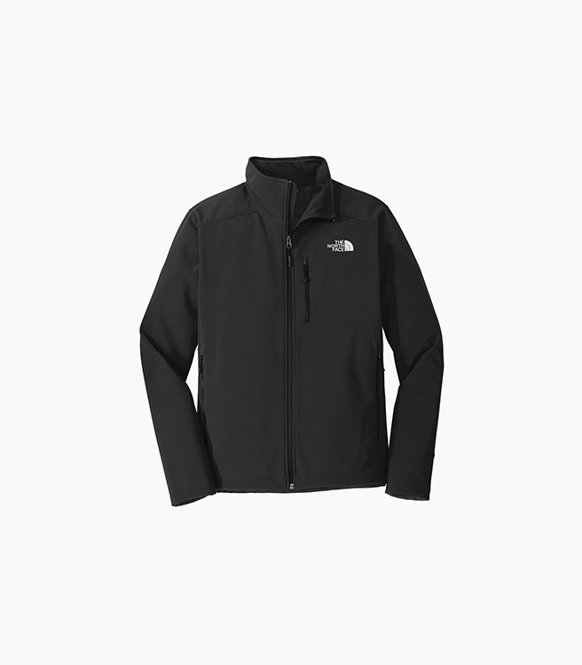 The North Face Apex Barrier Soft Shell Jacket - Black
