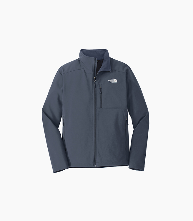 The North Face Apex Barrier Soft Shell Jacket - Urban Navy