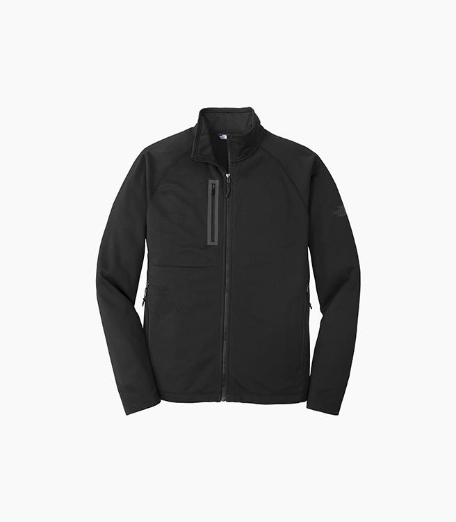 The North Face Canyon Flats Fleece Jacket - Black