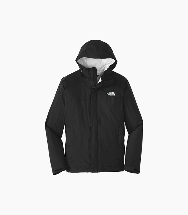 The North Face DryVent Rain Jacket - Black