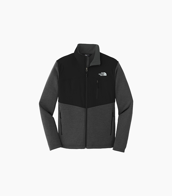 The North Face Far North Fleece Jacket  - Black Heather