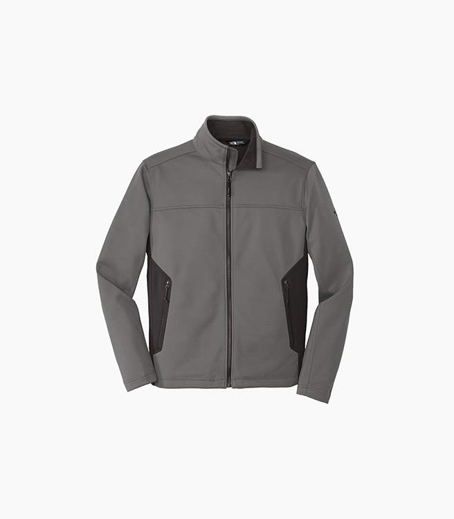 The North Face Ridgeline Soft Shell Jacket - Asphalt Grey