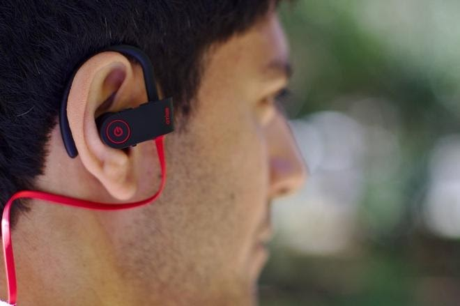 Earphones, Bluetooth, Headset, Portable, Media