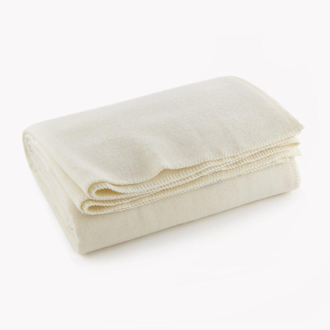 Faribault Pure & Simple Wool Blanket