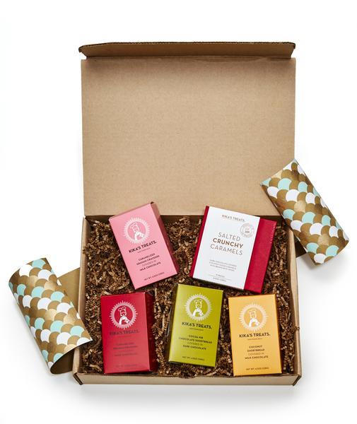 Kika's Treats Large Treat Gift Box