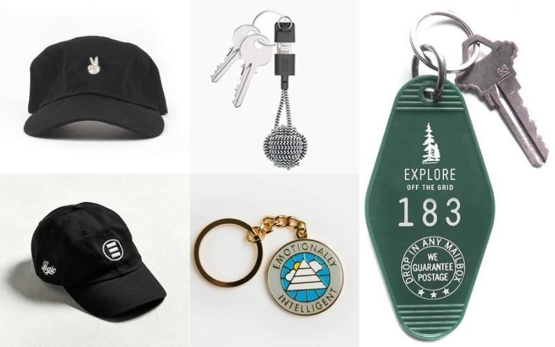 custom key chain - custom cap