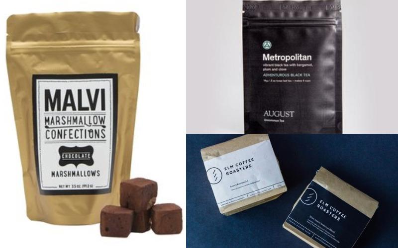 Malvi Marshmallows - Elm Coffee - August Tea Mini