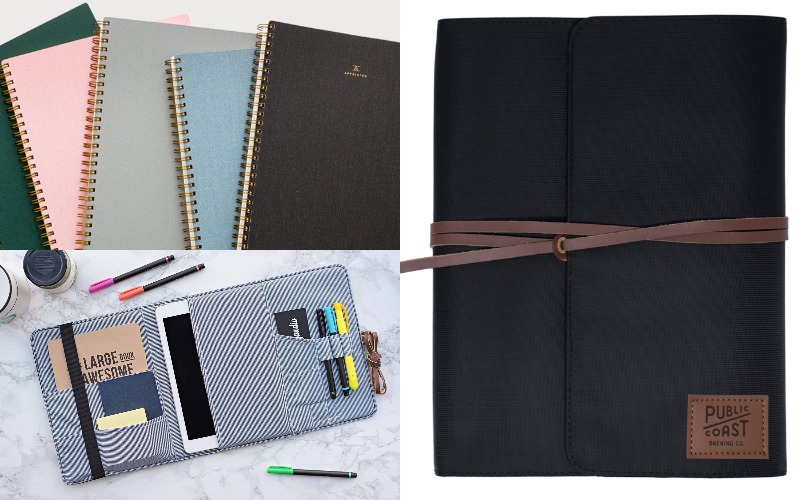Personal Organizer ($39) - appointed notebook
