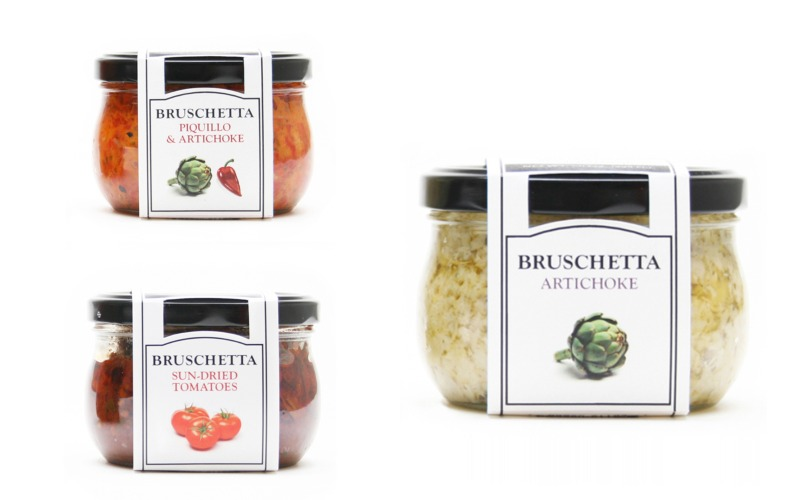 Cucina & Amore Bruschettas