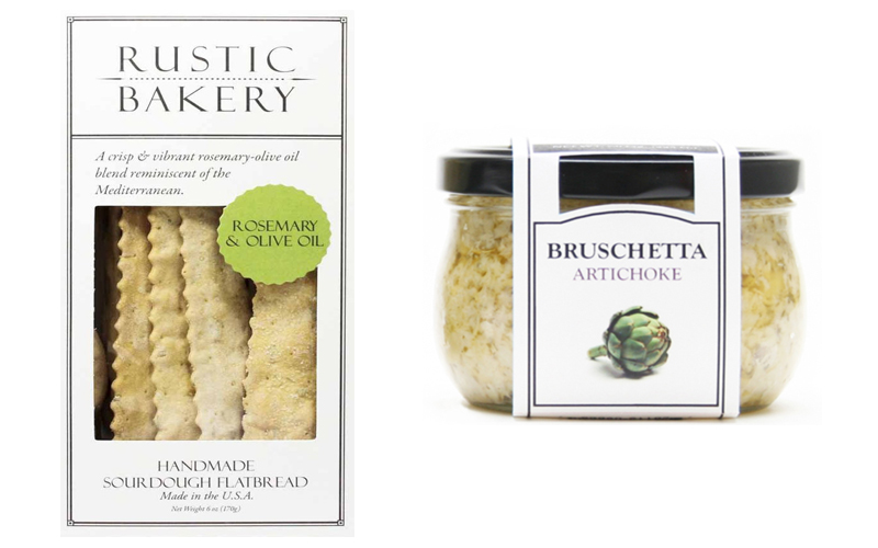 Rosemary_and_Olive_Oil_Flatbread_by_Rustic_Bakery - Cucina & Amore Bruschettas _
