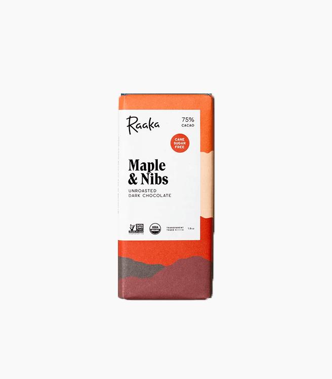 Raaka Maple & Nibs