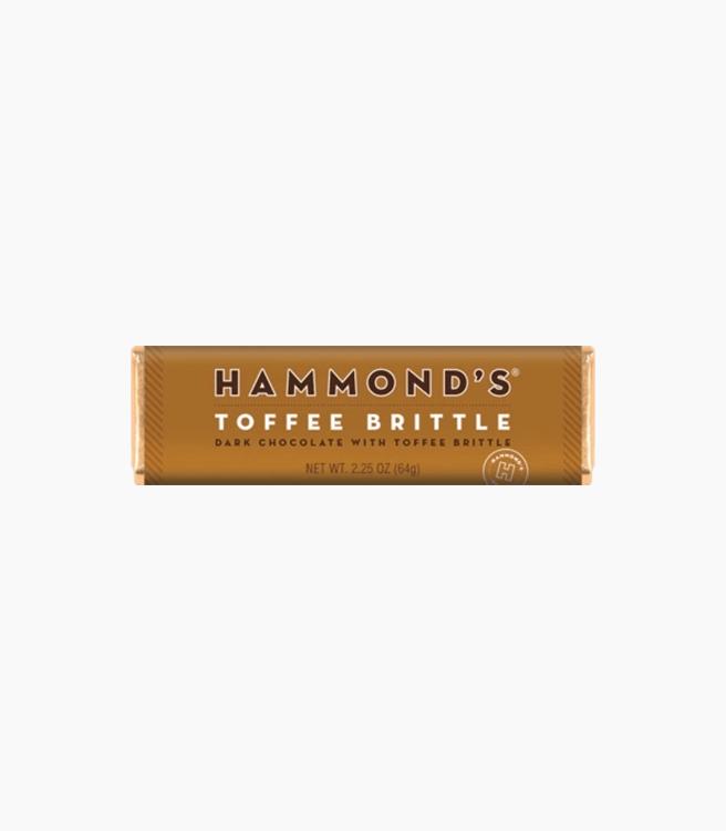 Toffee Brittle Chocolate Bar