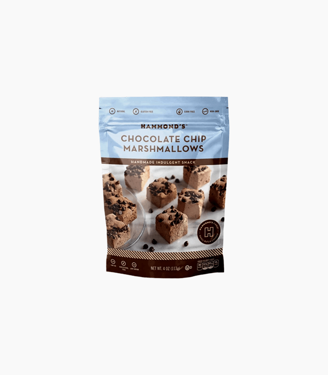 Chocolate Chip Marshmallows
