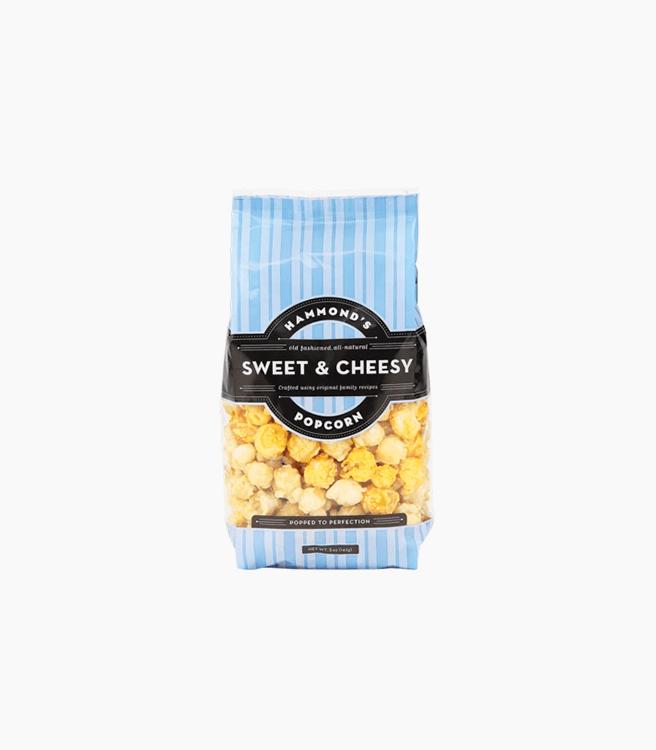Sweet & Cheesy Popcorn