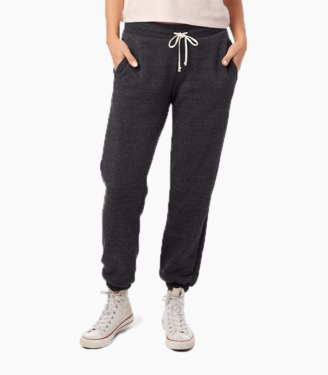 Alternative Apparel Classic Eco-Fleece Sweatpants