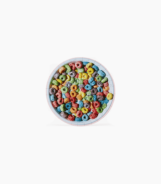 Areaware little puzzle thing® - Cereal