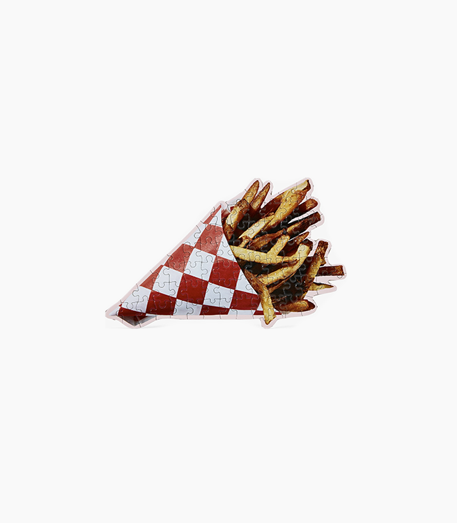 Areaware little puzzle thing® - French Fries