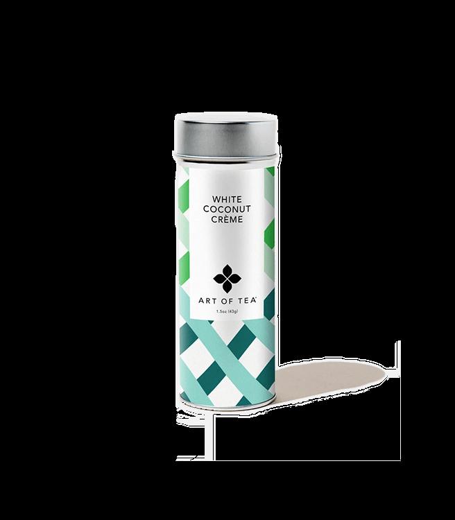 Art of Tea White Coconut Creme