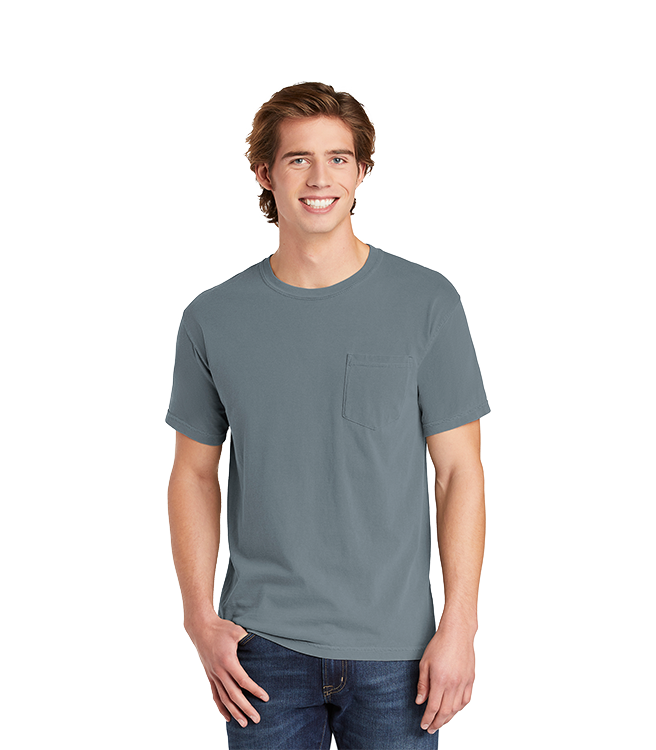 Comfort Colors ® Heavyweight Ring Spun Pocket Tee