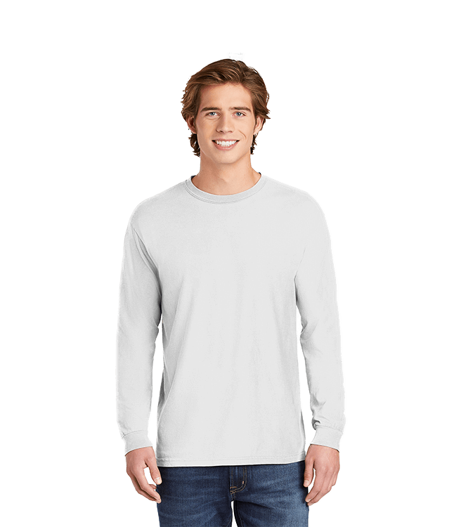 Comfort Colors ® Heavyweight Ring Spun Long Sleeve Tee