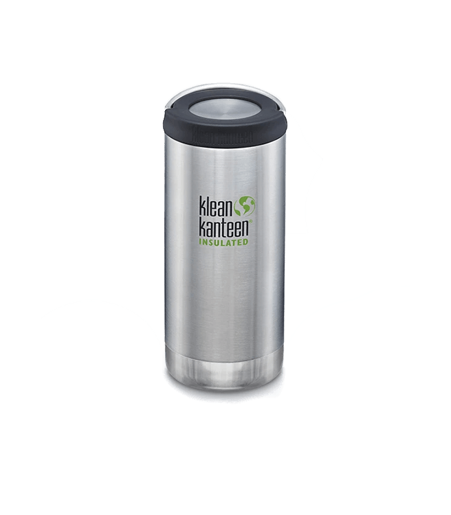 Klean Kanteen Insulated TKWide 12oz - Loop Cap