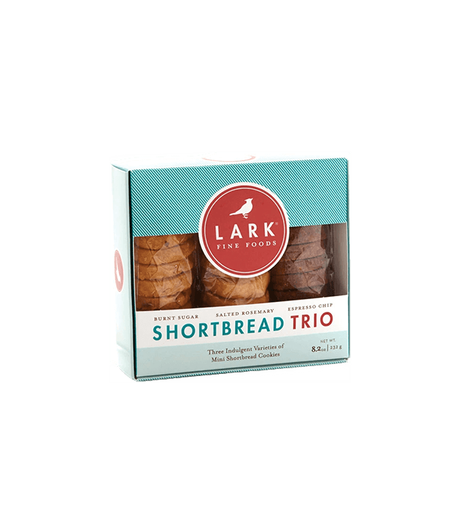 Lark Shortbread Trio
