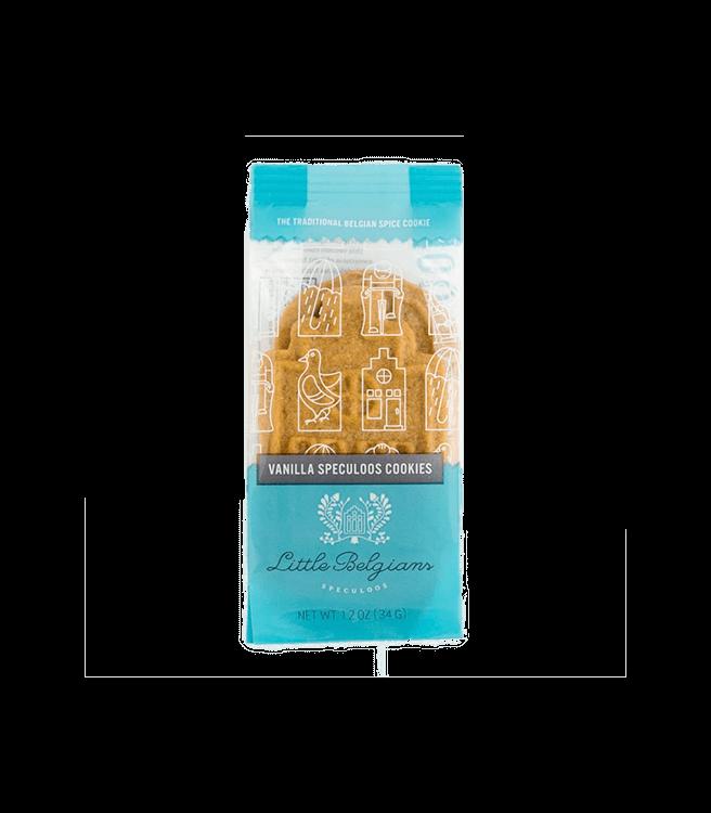 Little Belgians Half Case 12 Vanilla 4ct Snack Packs