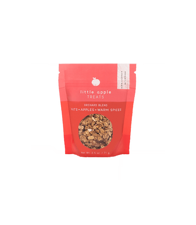 Little Apple Treats Orchard Blend Mini Granola