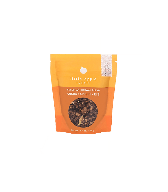 Little Apple Treats Bohemian Highway Mini Granola