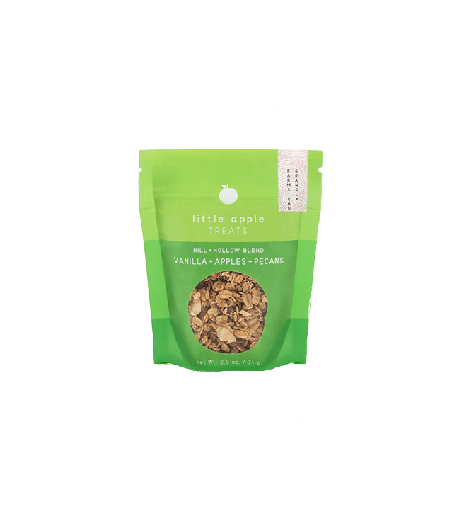 Little Apple Treats Hill + Hollow Blend Mini Granola