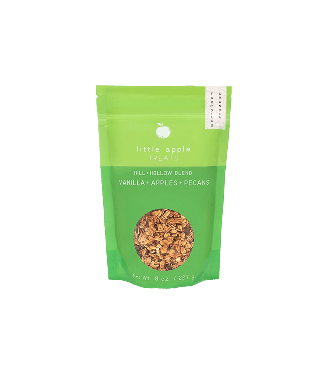 Little Apple Treats Hill + Hollow Blend Granola