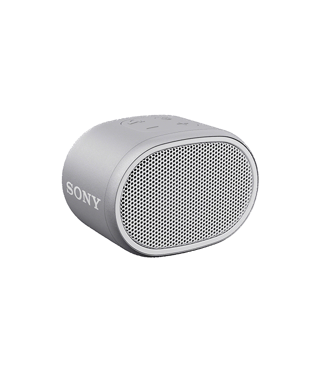 Sony XB01 Extra Bass Portable Compact Bluetooth Speaker White