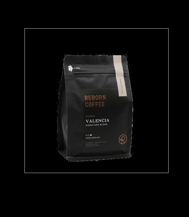 Reborn Coffee House Blend Coffee Bean - Valencia
