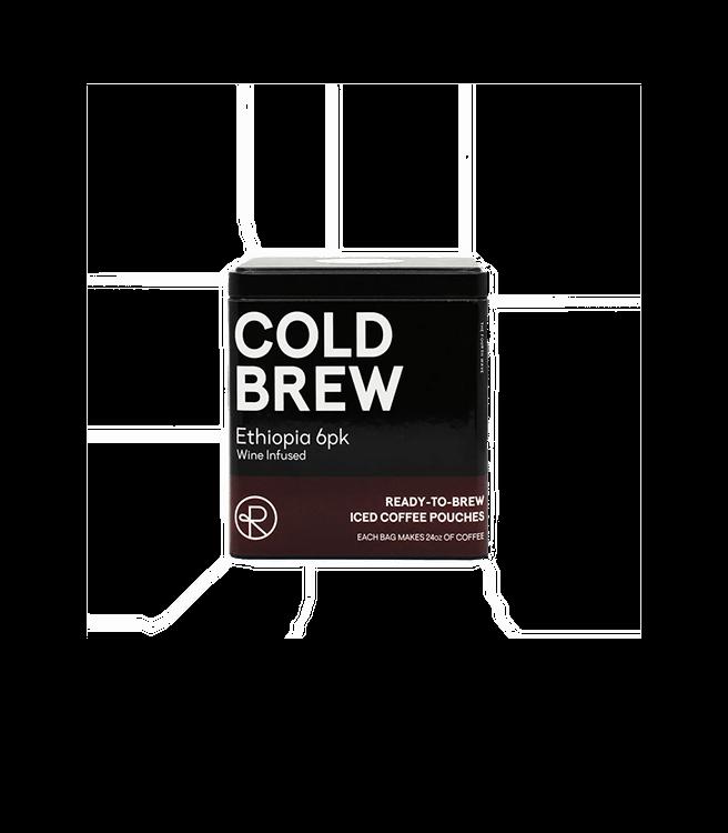 _Reborn Coffee Cold Brew Coffee Pack - Ethiopia