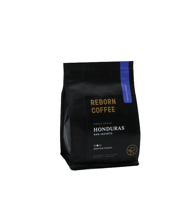 Reborn Coffee Honduras Premium Whole Bean Coffee - Medium Roast